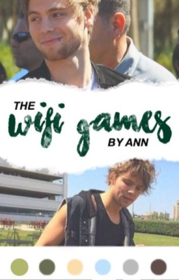 The Wifi Games ➳ Lashton