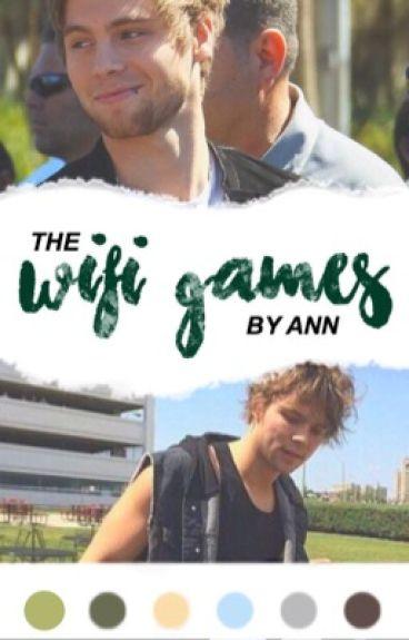 The Wifi Games ➳ Lashton