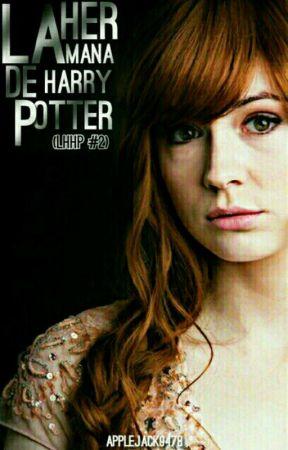 La hermana de Harry Potter 2 by applejack9478