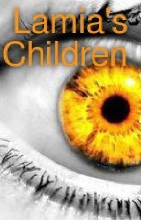 Lamia's Children by Corvusiink