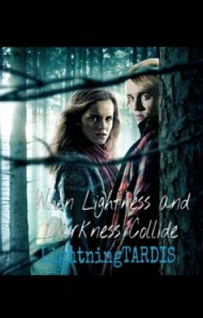 When Lightness and Darkness Collide (Harry Potter / Dramione