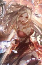 Crimson Flower: Crown Jewels by Mariposa_Lyshan