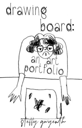 drawing board: an art portfolio by stbunnicula
