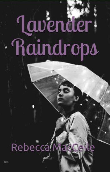 Lavender Raindrops
