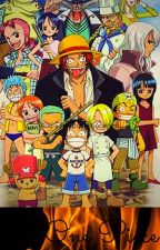 ONE PIECE X READER (OP FANFICTION) by not_Akemi