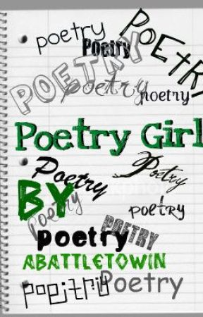 Poetry Girl by abattletowin