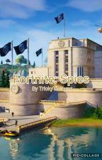 Fortnite: Spies by TrickyTheLynx_