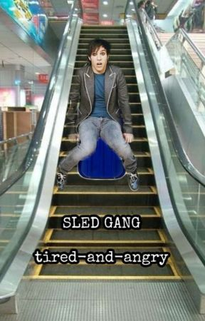 Sled Gang (Peterick One-Shot) by tired-and-angry