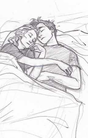 Nightmares don't always end badly: A Percabeth oneshot by ladylazarus97