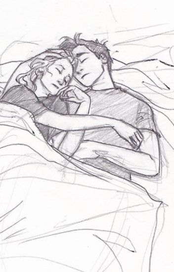 Nightmares don't always end badly: A Percabeth oneshot