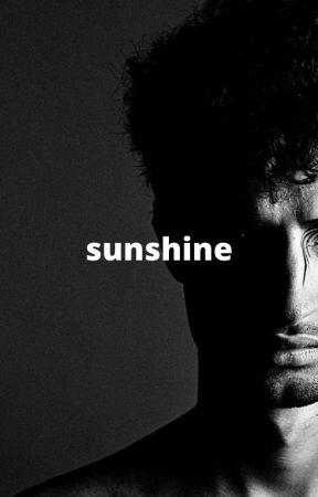 sunshine | solangelo by bo0hoo