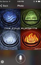 The Elements Children by noop03