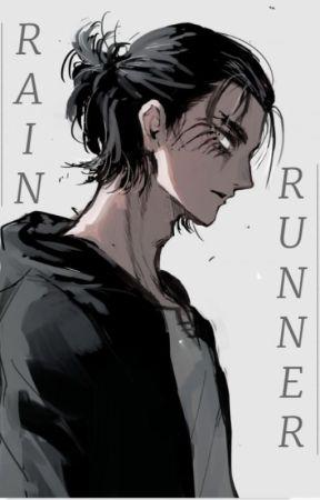 Rain Runner (Ereri) by aprilaesthetic