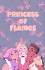 Princess of Flames{Various x princess! Reader} by 14kanekiken