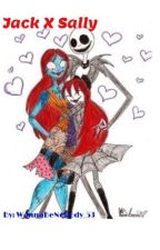 Jack x Sally by Tracy_Demon_Daughter