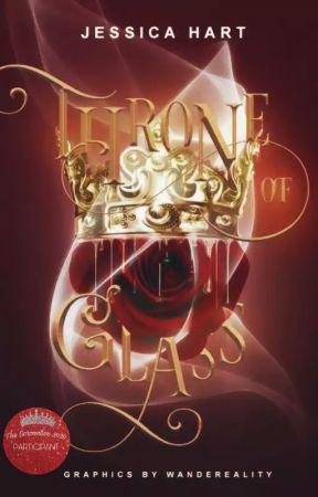 Throne of Glass by JessieTheMikaelson