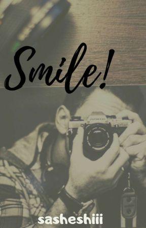 Smile! by sasheshiii