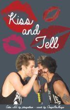 Kiss and Tell //              Cake AU by ptsugathan
