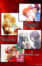Royal Elements by Princess_Leaf