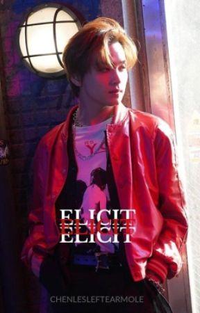 Elicit > Lee Haechan by Chenlesleftearmole