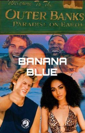 banana blue| jj maybank. by courtney-saraii