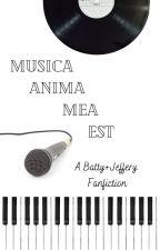 Musica Anima Mea Est by sammiekay135