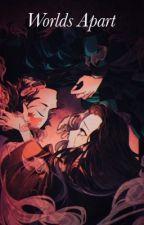 Worlds Apart   | A Tanjiro x Reader | by Kimetsu_no_Reads