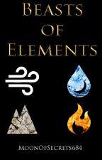 Beasts of Elements by AquariusElfDemigod