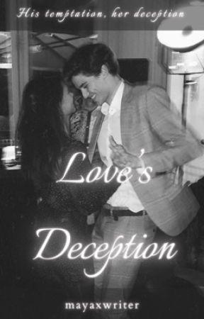 Love's Deception by mjxwriter