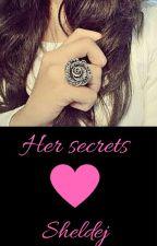 Her secrets  GXG ( New version) by sheldej