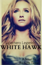 Superhero Legends - White Hawk by ShortyElle