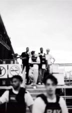 Team || Oc x brockhampton  by jessie1229