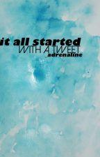 It All Started with a Tweet [Zayn Malik] by _adrenaline