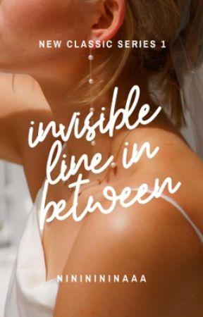 Invisible Line in Between by nininininaaa