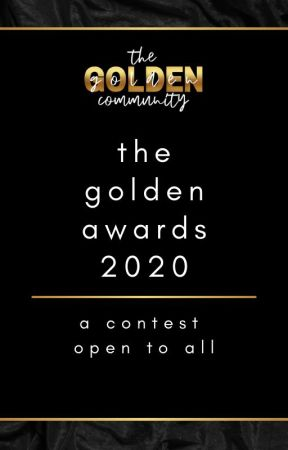 The Golden Awards 2020 by goldencommunity