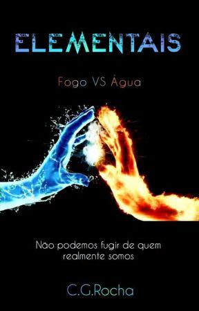 Elementais   Fogo Vs Água  by c_a_m_x0284