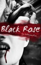 Black Rose by fullmoonshine_