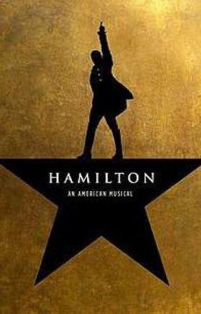 Hamilton X Fem!reader Oneshots by AestheticBean737