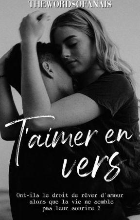 T'aimer En Vers by PlumeEcrivaine05
