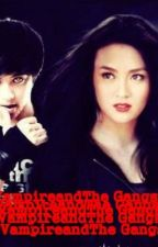 The Vampire and The Gangster [Kathniel FF] by Tepey101