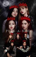 Peek-A-Boo: The Full Moon Inn || BlackVelvet by KimPinkMoon