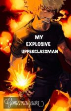My Explosive Upperclassman (Bakugou x Reader) by gomennaizawa