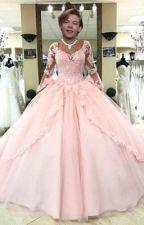 Prom dress by popcornA45