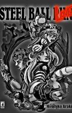 ★Steel ball Love★ New Cover★ by Jitsuko021