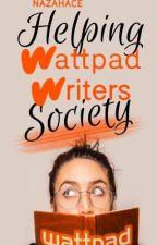 Helping Wattpad Writers Society by nazahace