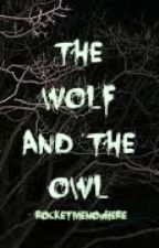 The Wolf and the Owl by RockMeNowhere