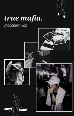TRUE MAFIA.   variety game show by moonbeanwoo