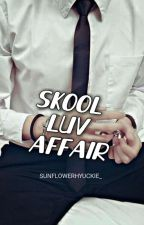 Skool Luv Affair ✘ Haechan  by SUNFLOWERHYUCKIE_