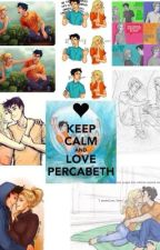 People meet percabeth or demigods by alysongrier