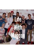 Life with magcon by Magconbabez__